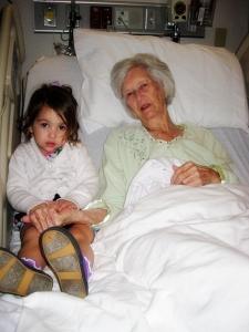 Emma & Grannie